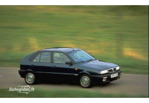 Lancia Delta 1993-1996