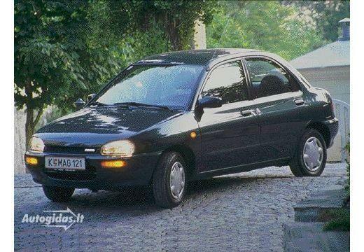 Mazda 121 1991-1992