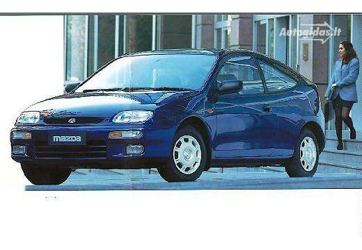 Mazda 323 1995-1997