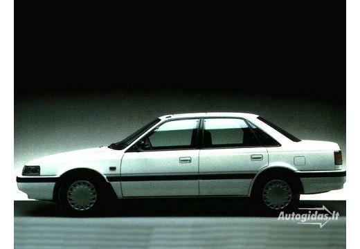 Mazda 626 1990-1991