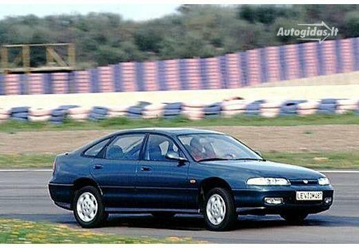 Mazda 626 1992-1993