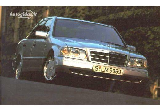 Mercedes-Benz C 220 1993-1996