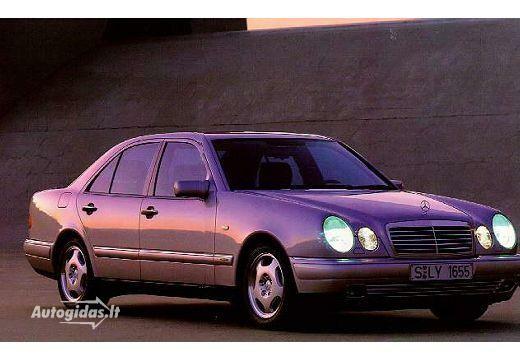 Mercedes-Benz E 300 1995-1996