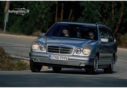 Mercedes-Benz E 420 1996-1997