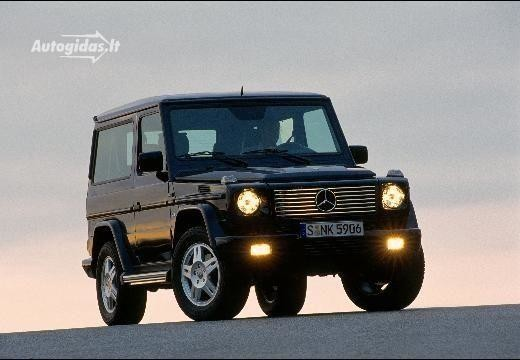 Mercedes-Benz G 230 1991-1994