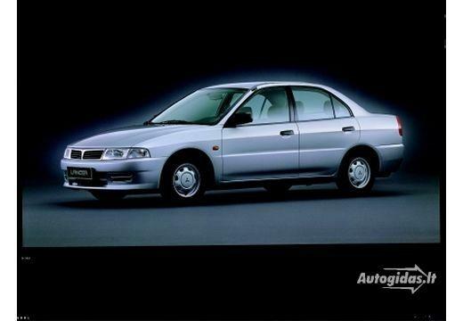 Mitsubishi Lancer 1992-1994