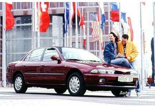 Mitsubishi Galant 1994-1996