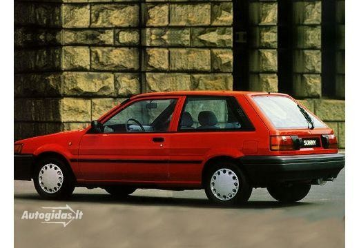 Nissan Sunny 1986-1989