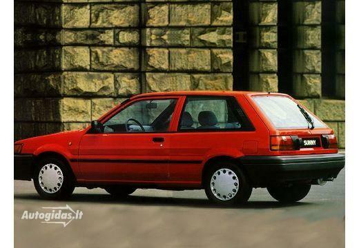 Nissan Sunny 1989-1991
