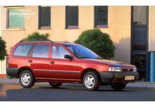 Nissan Sunny 1991-1993