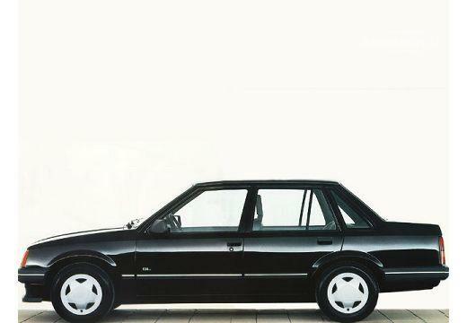 Opel Corsa 1985-1986