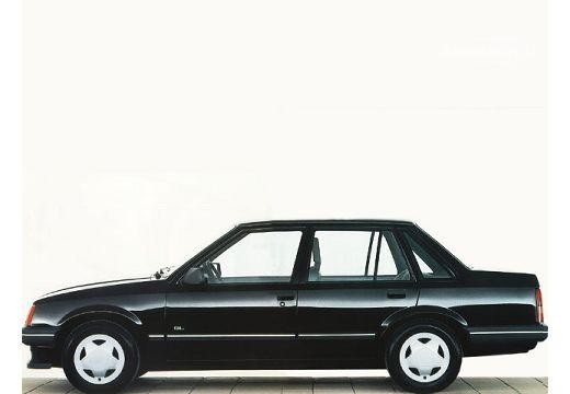 Opel Corsa 1986-1987