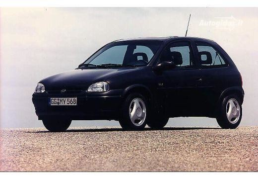 Opel Corsa 1993-1995
