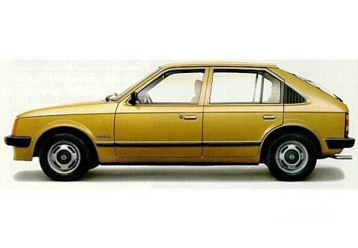 Opel Kadett 1983-1984