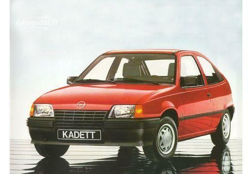 Opel Kadett 1987-1989