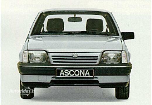 Opel Ascona 1985-1988