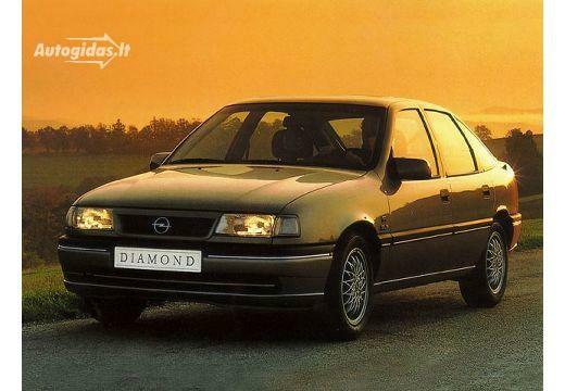Opel Vectra 1989-1990