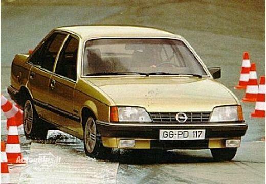 Opel Rekord 1982-1986