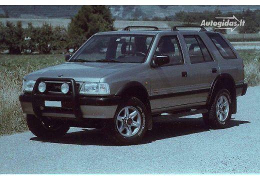 Opel Frontera 1996-1998
