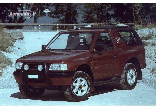 Opel Frontera 1992-1995