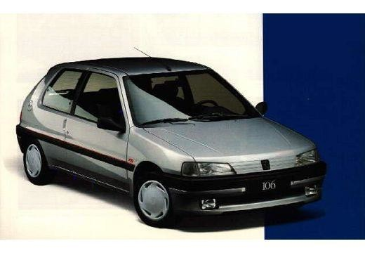 Peugeot 106 1991-1992