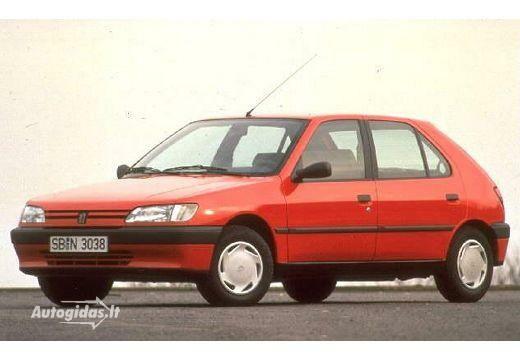 Peugeot 306 1993-1994