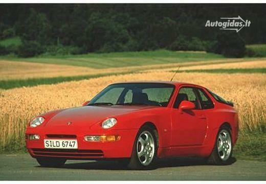 Porsche 968 1992-1995