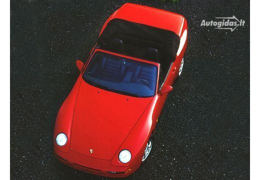 Porsche 968 1991-1995