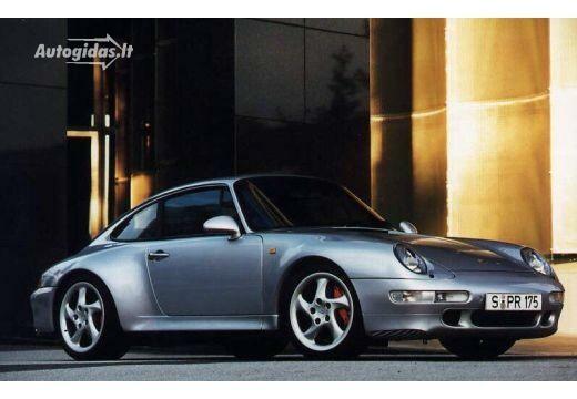 Porsche 911 1996-1998