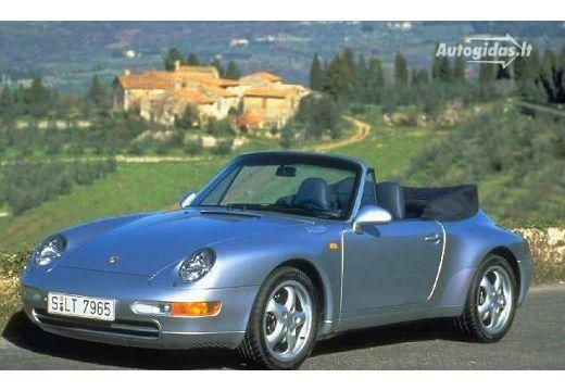 Porsche 911 1995-1998