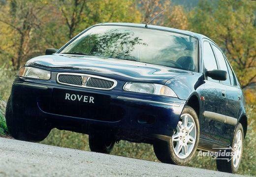 Rover 200 1996-1998