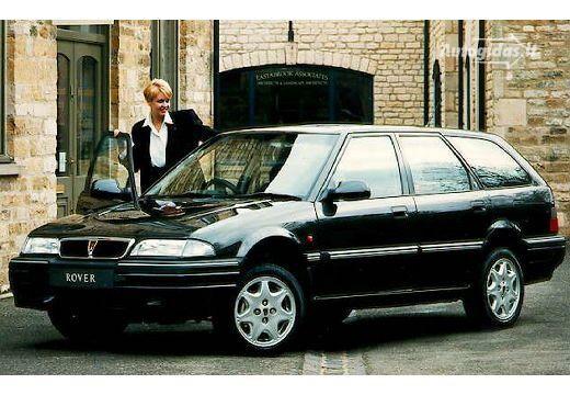 Rover 400 1995-1996