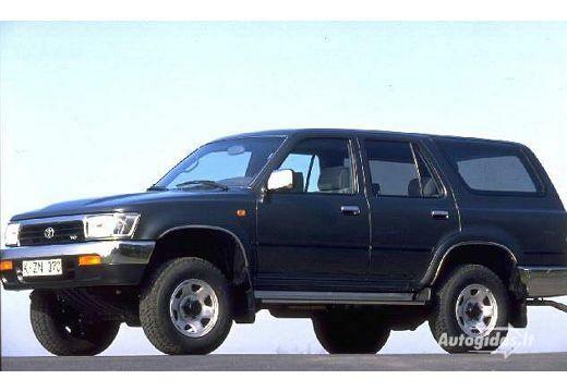 Toyota 4-Runner 1989-1993