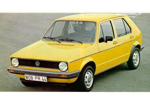 Volkswagen Golf 1981-1982