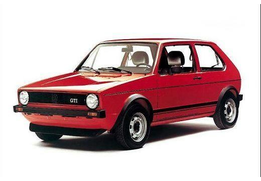 Volkswagen Golf 1982-1983