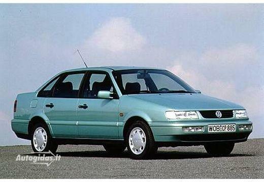 Volkswagen Passat 1996-1996