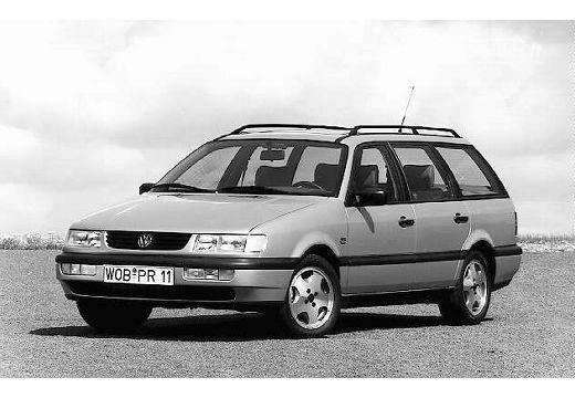 Volkswagen Passat 1995-1996