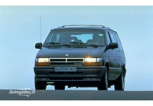Chrysler Voyager 1992-1994