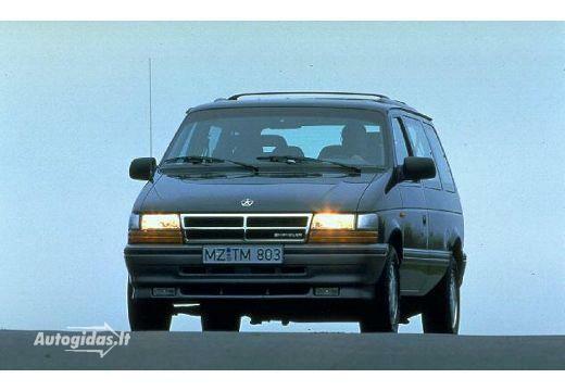 Chrysler Voyager 1991-1992