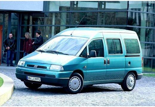 Fiat Scudo 1996-1999