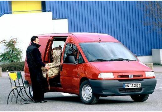 Fiat Scudo 1996-1998