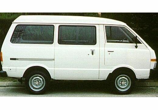 Nissan Vanette 1990-1992