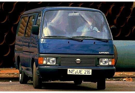 Nissan Urvan 1989-1996