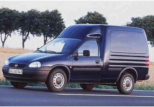 Opel Combo 1995-2002