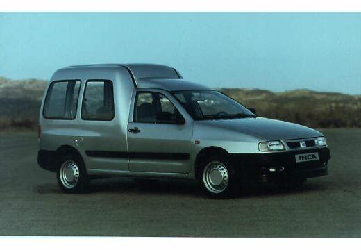 Seat Inca 1996-1997