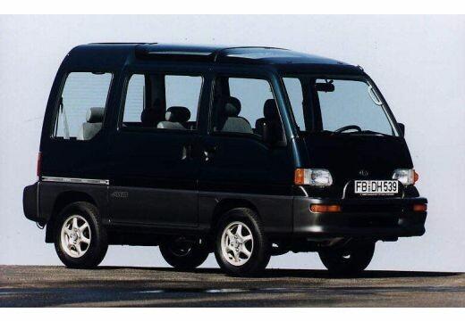 Subaru libero 1995-1996