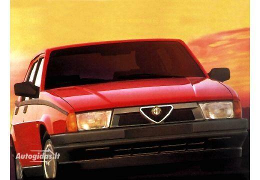 Alfa-Romeo 75 1985-1989