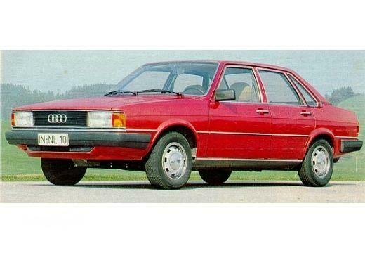 Audi 80 1985-1986