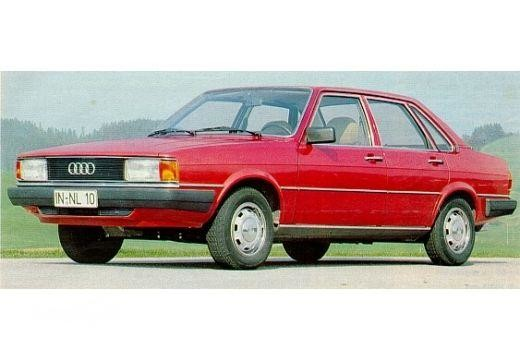 Audi 80 1983-1986