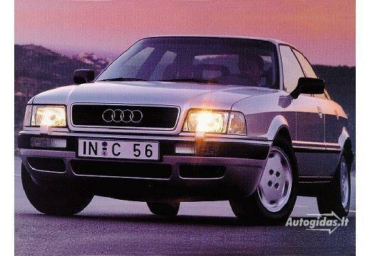 Audi 80 1993-1994